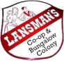 Lansmans Bungalow Colony Website Logo